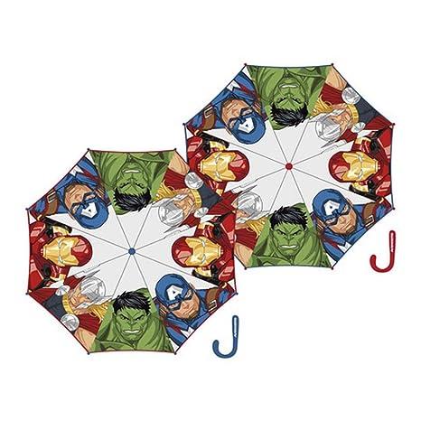 ARDITEX Parapluie Pour Enfant Sous Licence Avengers En Eva Semi ...
