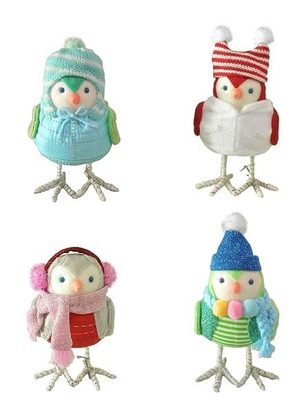 bf052a7a8c6 Amazon.com: Wondershop Target Holiday Christmas Birds 2018: Home ...