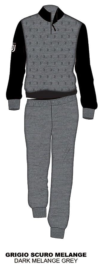 Juventus JU14062GR - Pijama Chándal de algodón afelpado, oficial ...