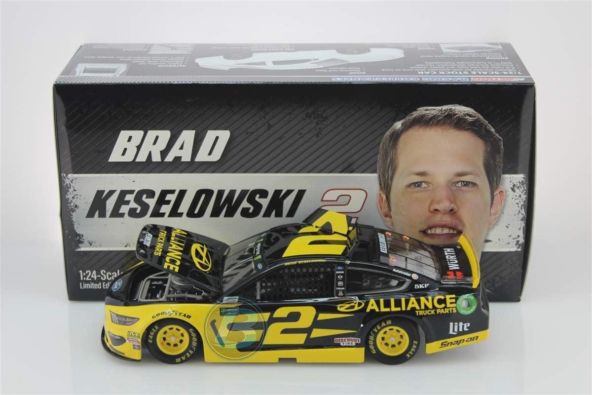 #2 PENSKE MUSTANG NASCAR 2019 WABASH NATIONAL Brad Keselowski 1:64 Lionel