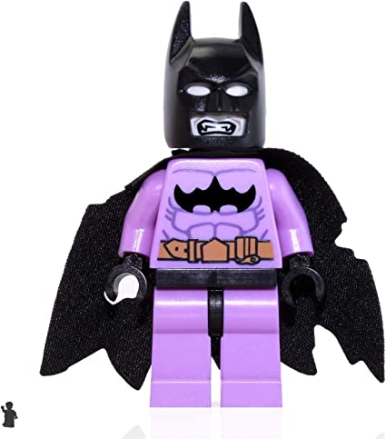 2015 LEGO Minifigure Super Heroes Justice League Batzarro EXCLUSIVE FIG