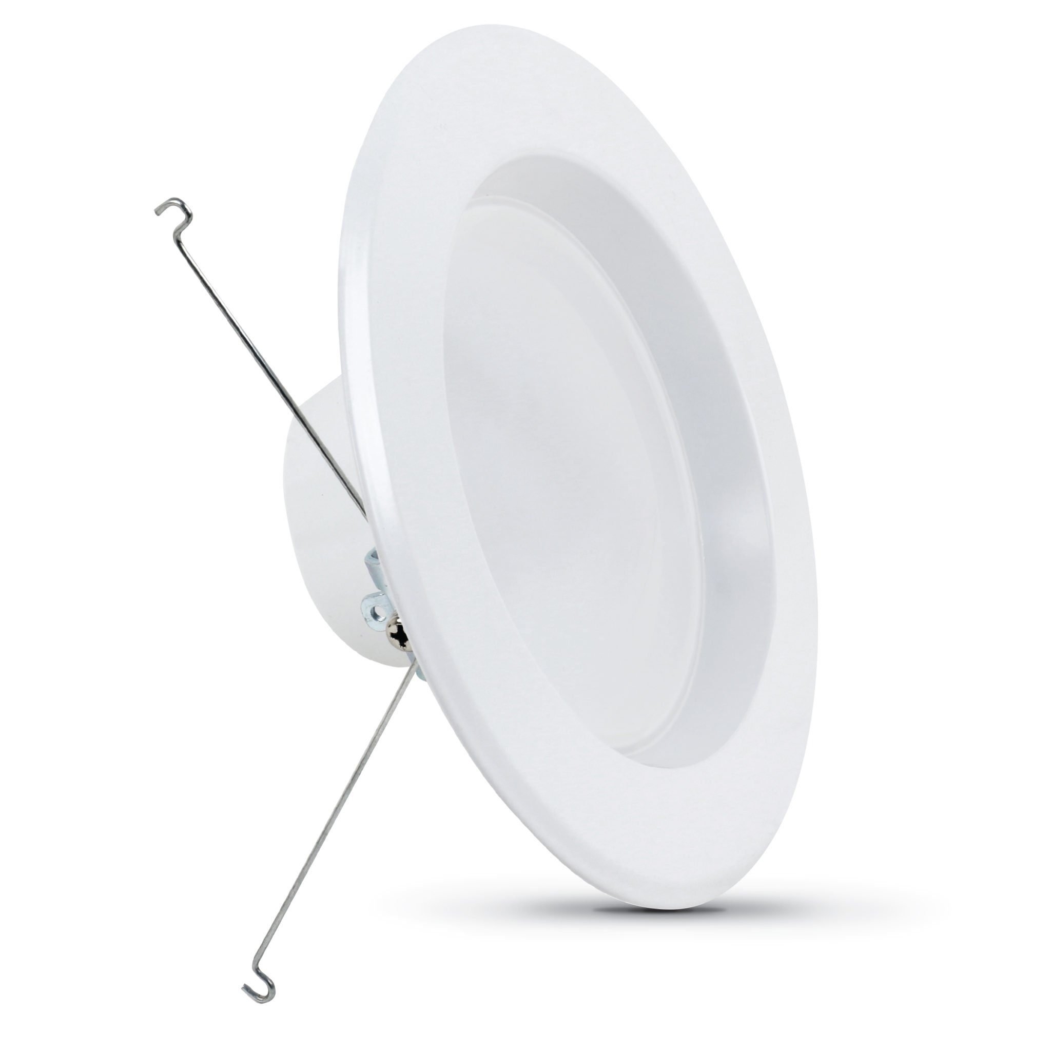 FEIT LEDR56HO/950CA 1290 Lumen 5000K 5-6 Inch Dimmable Retrofit Kit - Ideal for HIGH Ceilings - 6-Pack by FEIT