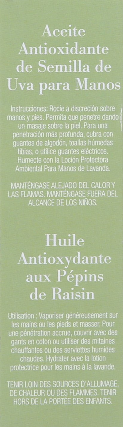 Amazon.com : Cuccio Anti-Oxidant Oil, Grapeseed, 1 Ounce : Cuticle Creams And Oils : Beauty