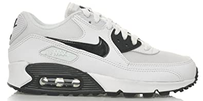 low priced 0a5bc aed01 Nike WMNS Air Max 90 Essential 616730-110 Women s Shoes (7) White