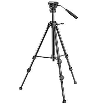 Amazoncom Neewer 65inches165 Centimeters Aluminum Alloy Tripod