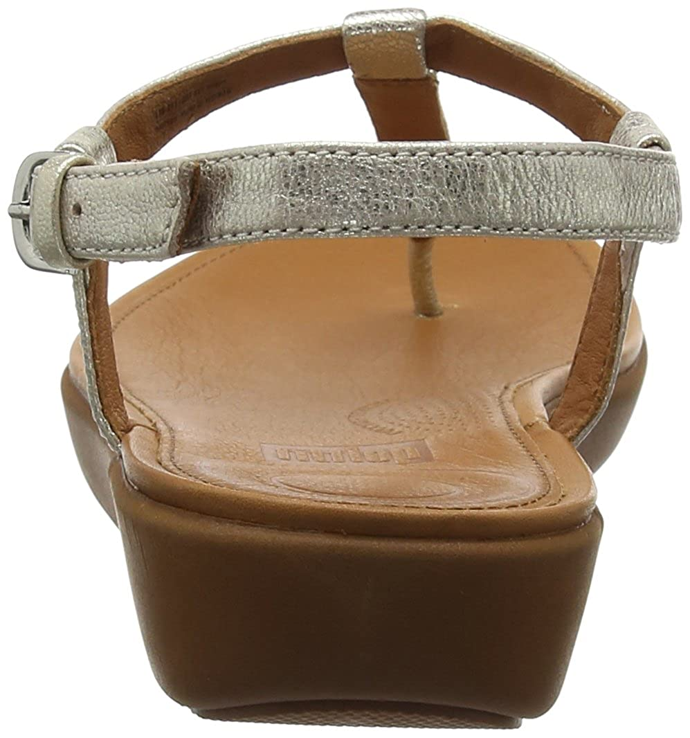 d3dc0e592 Fitflop Women s Tia Toe-Thong Sandals-Leather Open  Amazon.co.uk  Shoes    Bags