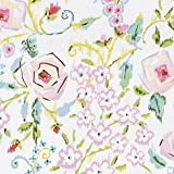Carousel Designs Pink Primrose Fabric by the Yard