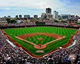 "Chicago Cubs Wrigley Field MLB Stadium Photo(Size: 8"" x 10"")"