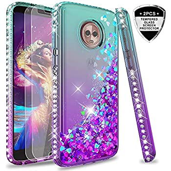 Temperate Glitter Bling Shiny Soft Tpu Case Cover For Samsung Galaxy S7 8 9 Edge & Plus Cell Phones & Accessories Cell Phone Accessories