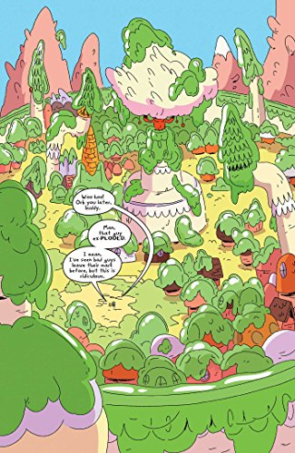 Adventure Time Vol. 16 by KaBOOM! (Image #1)