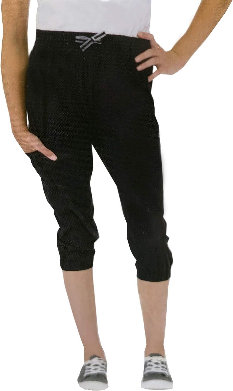 Amazon.com: Boston Traders Youth Girls' Capri Crop Travel Pants: Clothing