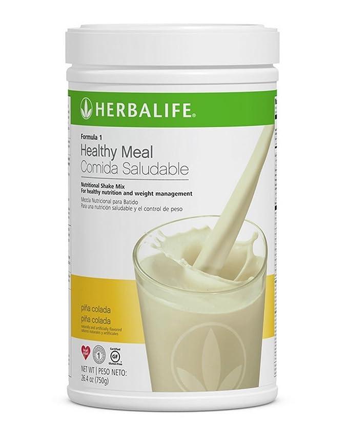Herbalife fórmula 1 saludable comida nutricionales sabor mezcla de Shake (10): Amazon.es: Hogar