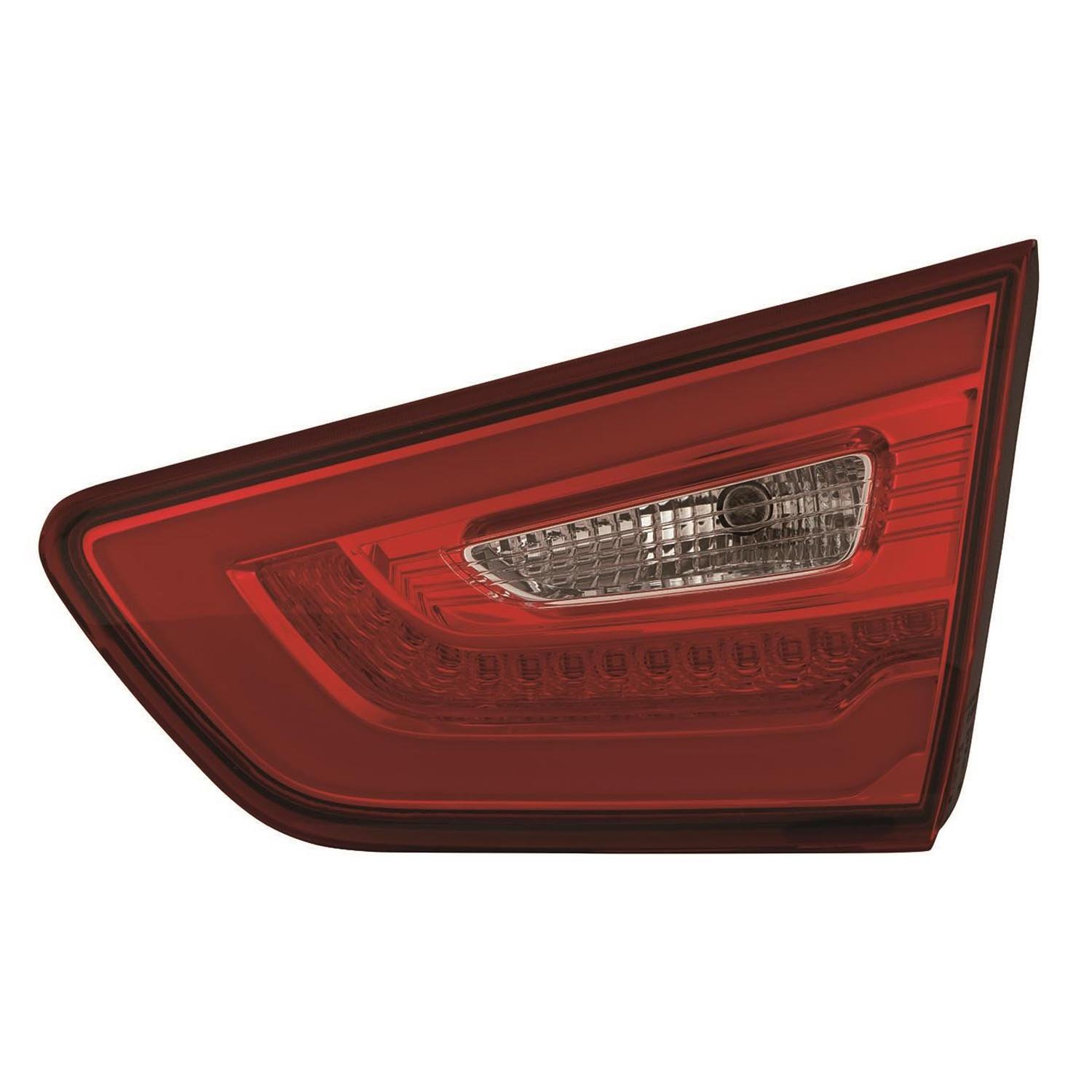 PartsChannel KI2803105N OE Replacement Tail Light Assembly