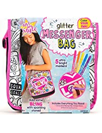 Amazon.com: Girls - Messenger Bags / Luggage & Travel Gear ...