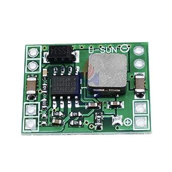 Mini Step Down Module DC-DC Converter Input 7V~28V Output 5V 3A Replace LM2596