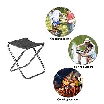 Outdoor Faltbarer Stuhl Faltbar Klappstuhl Campings Wanderns Picknick Hocker