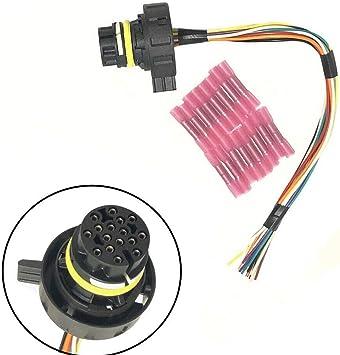[GJFJ_338]  Amazon.com: New Transmission Repair Wiring Harness Kit For Chevy GMC 6L80E  6L90E 350-0168: Automotive | 6l80e Wire Harness |  | Amazon.com