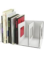 Estantería de almacenamiento para Document mesa archivador de carpetas módulo de índice DIY madera recinto de