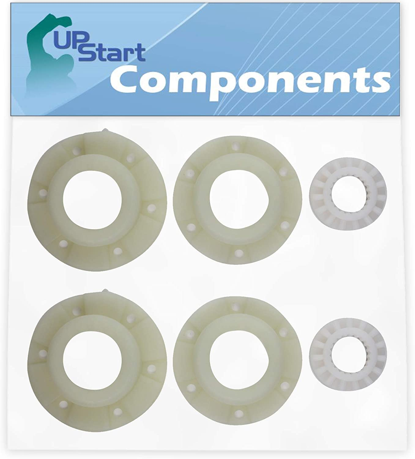 2-Pack W10820039 Hub Kit for Whirlpool, Kenmore & Maytag Washers. Compatible W10820039 Hub Kit for Part Number W10820039, AP5985205, 280145, 8545948, 8545953, PS11723155, W10118114, W10820039VP
