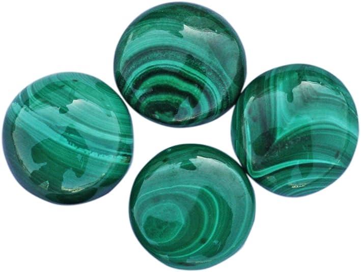 Malachite Rectangle Shape Cabochon Loose Gemstone,105.00 Ct Natural Malachite Gemstone,GS-321 Amazing !!