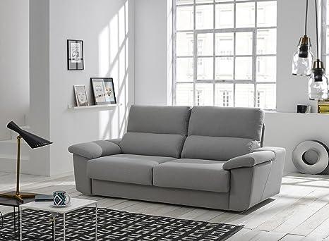 Hogar Decora Sofa 2 Plazas Mod Oslo 160 x 100 x 95 cm Color ...