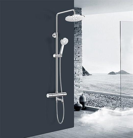 MAFYU columna de duchas Grifo De Cobre Precisión Presión ...