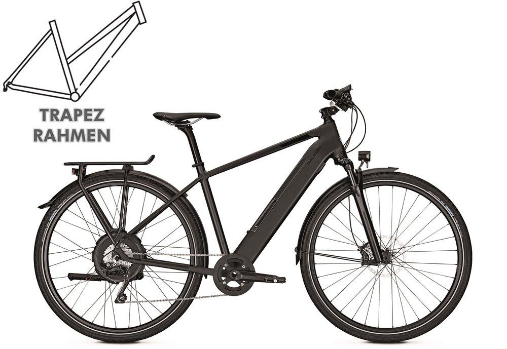 Raleigh Stanton 10 Freilauf 15Ah Damen Trapez E-Bike E-Trekking ...