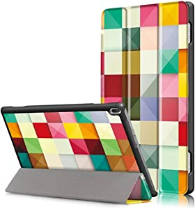 Smart Cover for Lenovo Tab 4 10 Tablet Case(Not Tab4 10 Plus) Folio Smart Cove for Lenovo Tab 4 10.1 inch (TB-X304F,TB-X304N) Slim Folding Stand with Auto Sleep Wake Function,#3