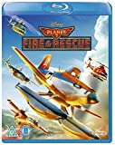Planes 2: Fire and Rescue [Blu-ray] [Region Free]