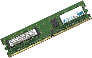 2GB RAM Memory for Dell Dimension E510 (DM051) (DDR2-4200 - Non-ECC) - Desktop Memory Upgrade