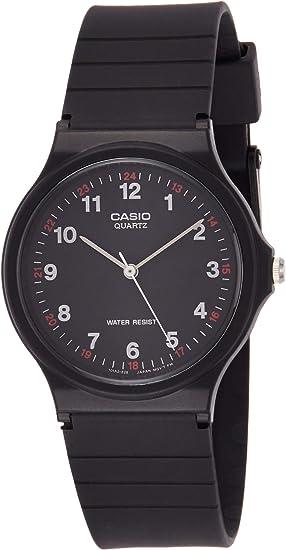 [カシオスタンダード] 腕時計 MQ-24-1B 逆輸入品