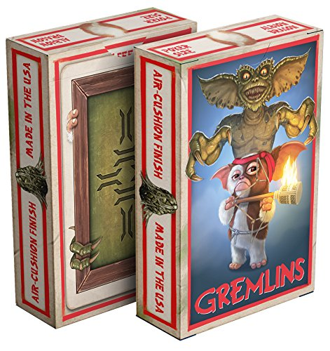 Albino Dragon Gremlins Playing Cards (Cards Playing Movie)