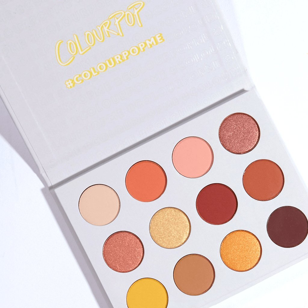 Colour Pop   Pressed Powder Shadow Palette   Yes, Please! by Colourpop