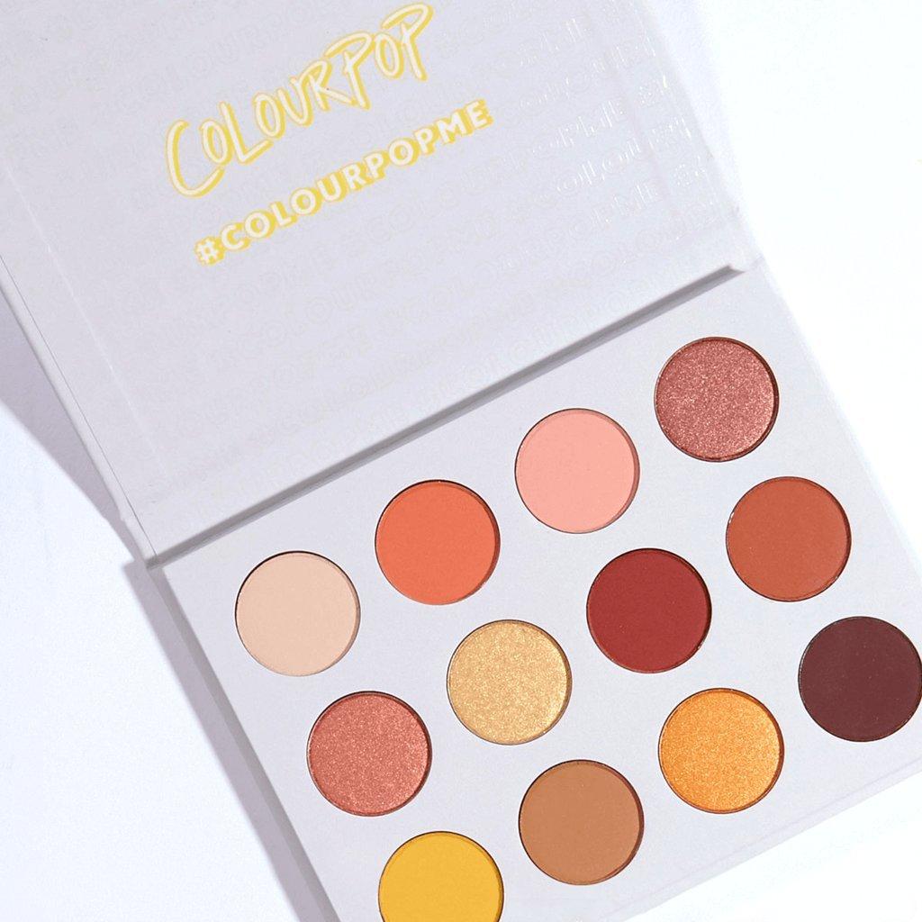 ColourPop - Pressed Powder Shadow Palette - Yes, Please!
