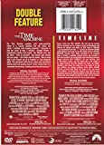 The Time Machine/ Timeline Double Feature Dvd