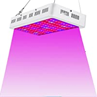 Full Spectrum 1000W LED Grow Light, LED Plant Light for Indoor Hydroponic Plants,for Growing Fresh Herbs, Vegetables, Salad Greens, Flowers
