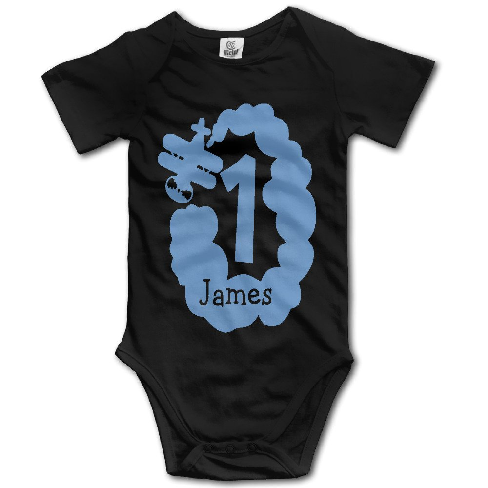 c2fcd17d2 Showyou 1st Birthday Personalized Airplane Cute Unisex Baby Boy Girl  Onesise Apparel