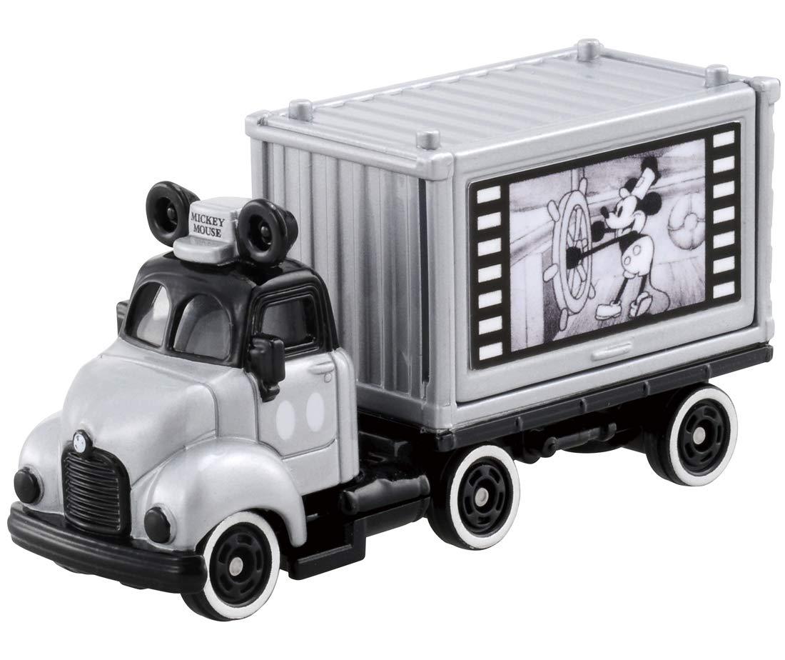 トミカ ディズニーモータース ドリームキャリー ミッキーマウス90th 1928エディション