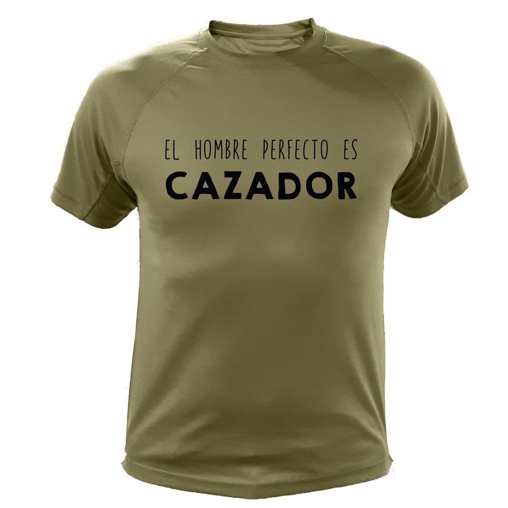 Ideas Regalos El Hombre Cazador Camiseta de Caza