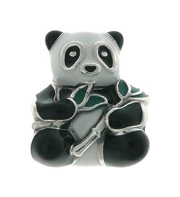pandora charms panda bear