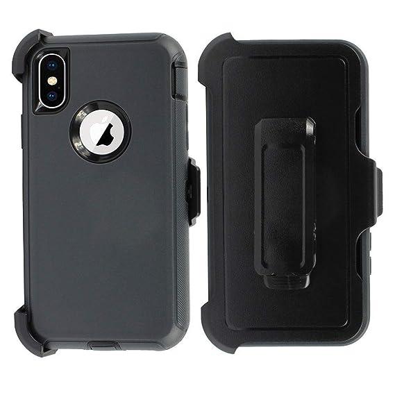 official photos 4f567 a8e88 Amazon.com: OtterBox Defender Samsung Galaxy S9 Case & Screen ...