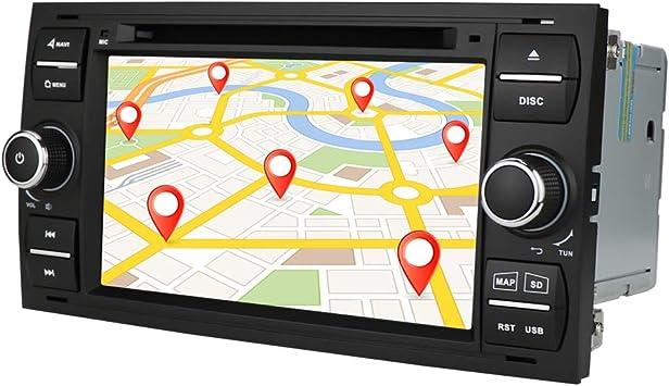 Android 10 Auto Gps Navigation Bluetooth Autoradio Mit Elektronik