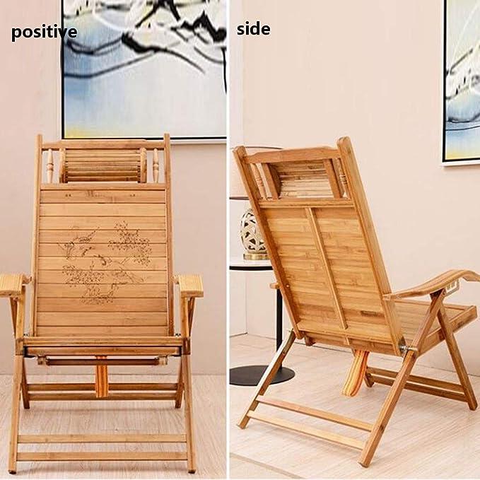 Amazon.com: Sillones reclinables para jardín, tumbona, de ...