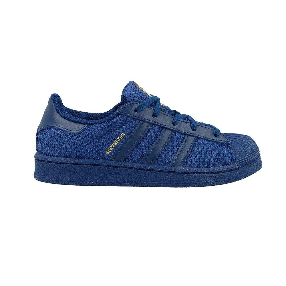 adidas Superstar Nylon Bleu Marine Enfant Bleu 30: