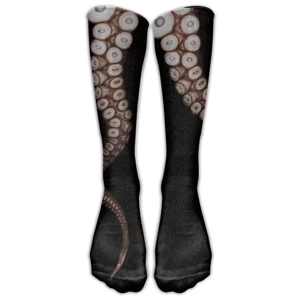 NEW Egg Egg Octopus Tentacles Printed Stocking Socks Athletic Crew Socks(e2c3c9d8) 0