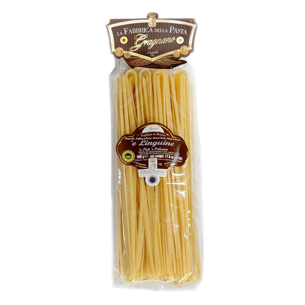 Linguine 'a piett e palumm 500 Gr. La Fabbrica Delle Pasta