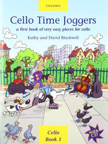 Price comparison product image Cello Time Joggers + CD