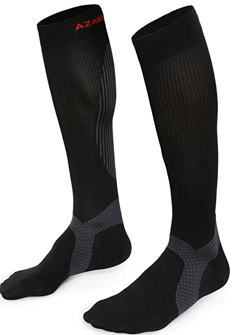 a489460ab5 Buy Azani Elite Compression Socks - M Online at Low Prices in India ...