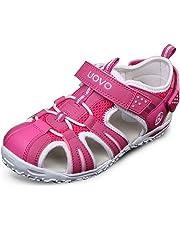 Poppin Kicks Boys & Girls Summer Fisherman Closed Toe Athletic Sandals (Toddler/Little Kid/Big Kid)