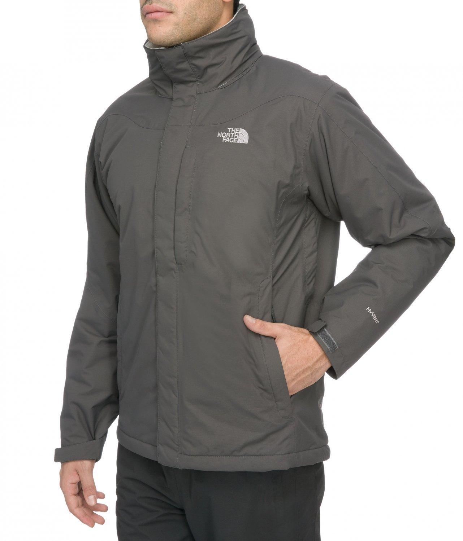 TNF Men's Highland Jacket Grey L